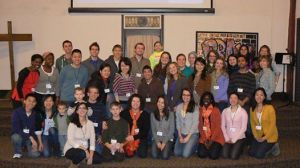 Community Life & Relationships Seminar Group Shot