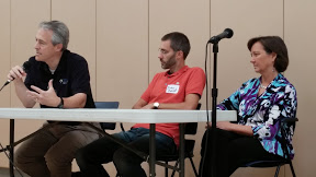 Our panel at Fall Intermed.
