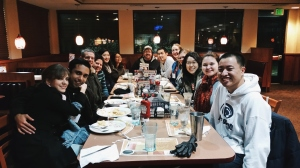 Our Annual Philly Area Denny's Run at Winter Conference!